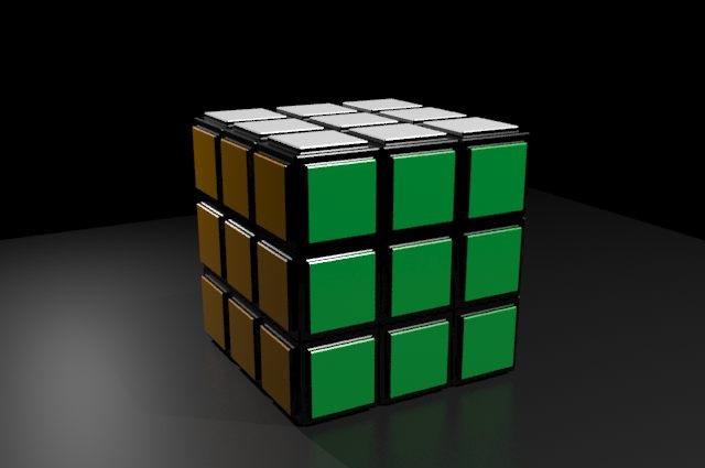 Кубик Рубика изобрели в 1974 году.