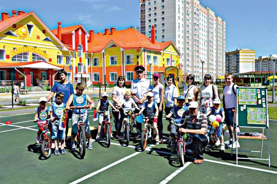 Открытия детского сада «Солнышко» ждали все: и взрослые, и дети.