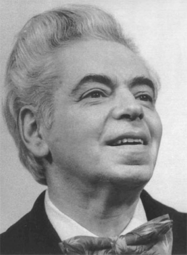 Аркадий Райкин был одним из величайших артистов эпохи.