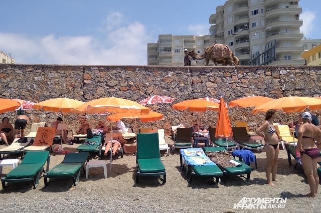 Пляж не может быть платным. Платные только лежаки и зонты.