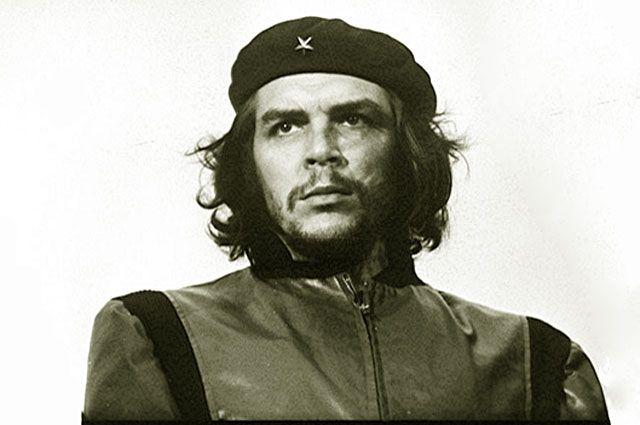 Альберто Корда. Фото Че Гевары.