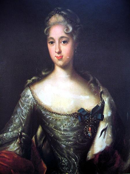Мария Меншикова.