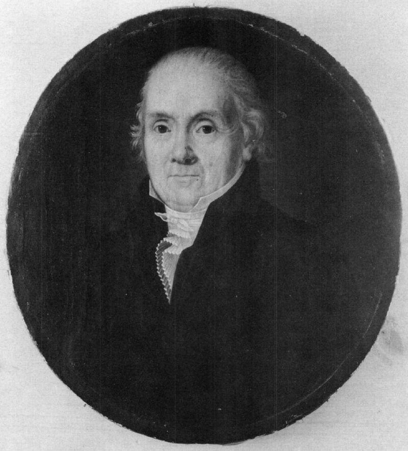 Французский изобретатель Франсуа Исаак де Риваз.