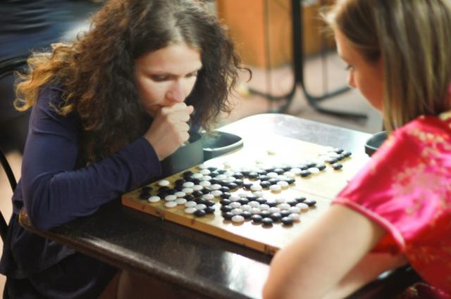 Игра Го позволяет выявлять интеллектуалов среди школьников