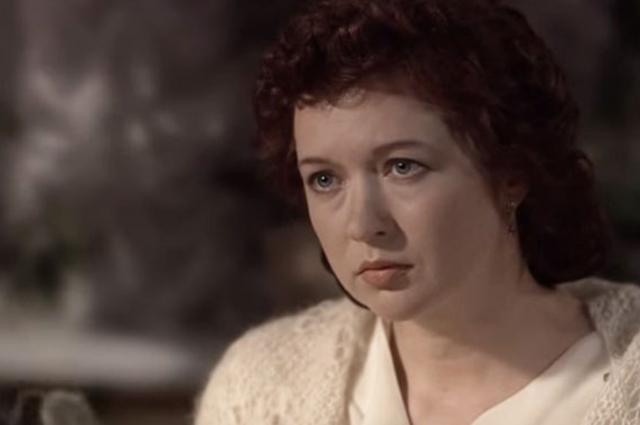 Юлия Свежакова в сериале «Ночные волки».