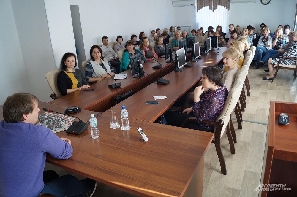 Здоровая страна в Хабаровске
