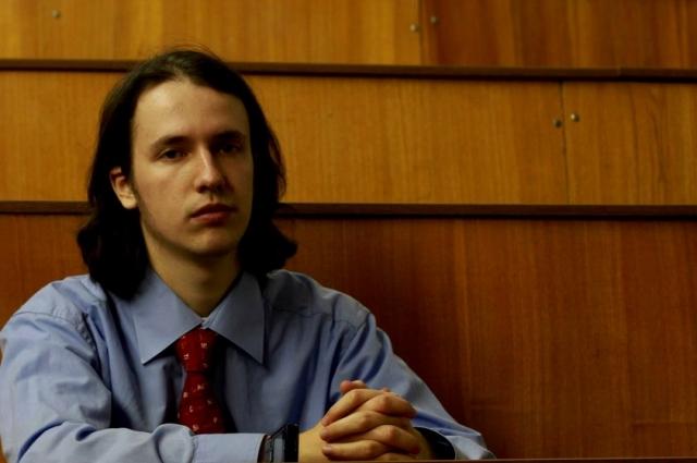 Петербуржец занимается научными исследованиями в области биологии и медицины.