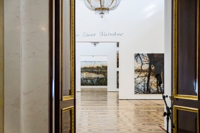Современному искусству в Эрмитаже посвящен целый отдел.