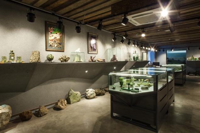 Музей камней.