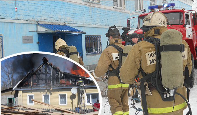 Будни пожарных заполнены не только борьбой с огнем, но также тренировками и учениями.