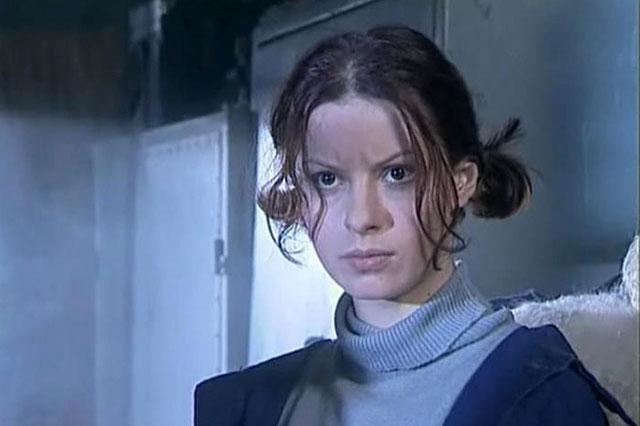Ирина Лачина в фильме «Леди Бомж» (2001).