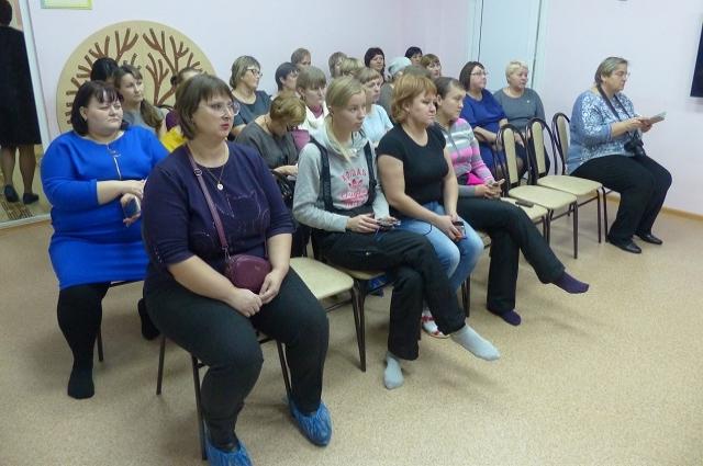 В каскаринском детском саду «Золотой петушок».