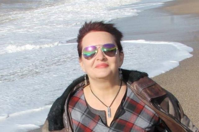 Бывший редактор сайта «АиФ-Оренбург» Анна Жураковская.