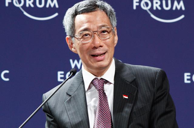 Ли Сянь Лун, премьер-министр Сингапура