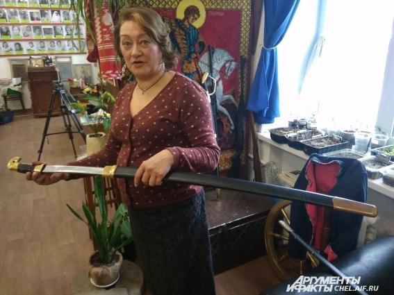Ирина Смирнова — основатель музея «Пчелочка златая».