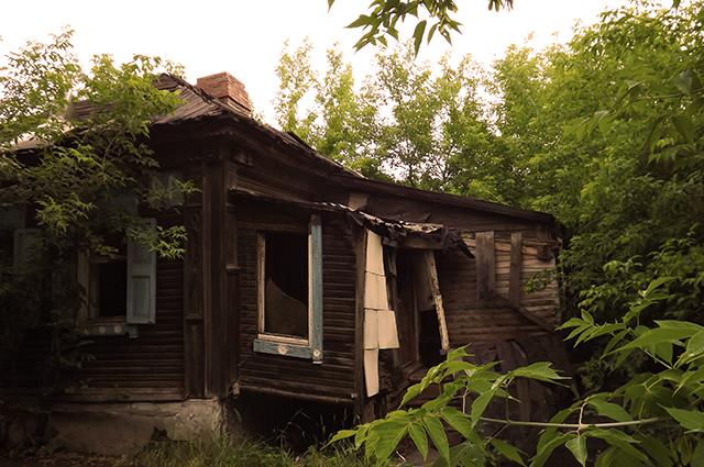 В заброшенных домах сталкеры черпают особую энергетику, которая присуща только таким местам.