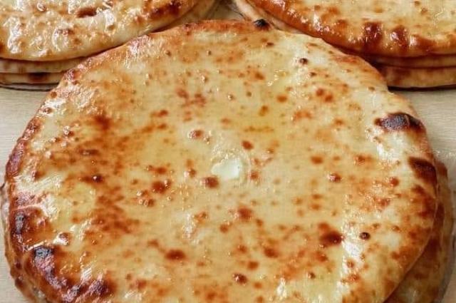 Осетинские пироги Фатимы Разумной
