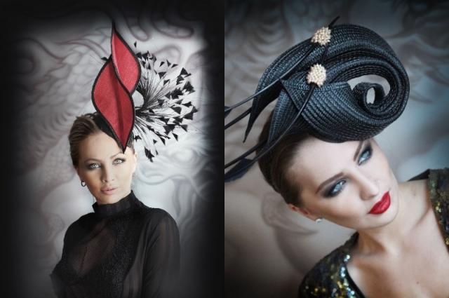 Шляпы Анны Михайловой участвовали в сотнях модных показов и бьюти-шоу.