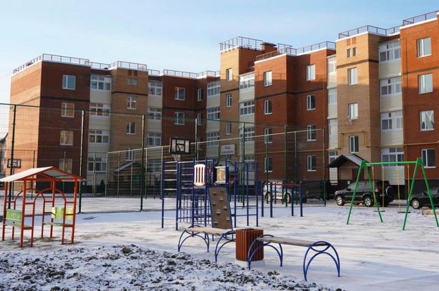 Дольщики дома на Алексеевской ждали его сдачу с 2013 года.