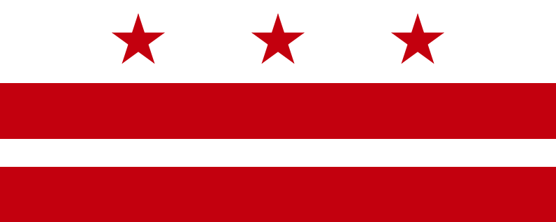 Флаг Вашингтона, США