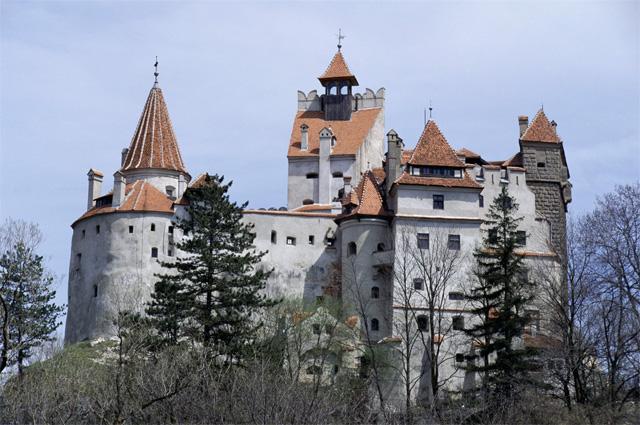 Средневековый замок Бран к Дракуле отношения не имеет