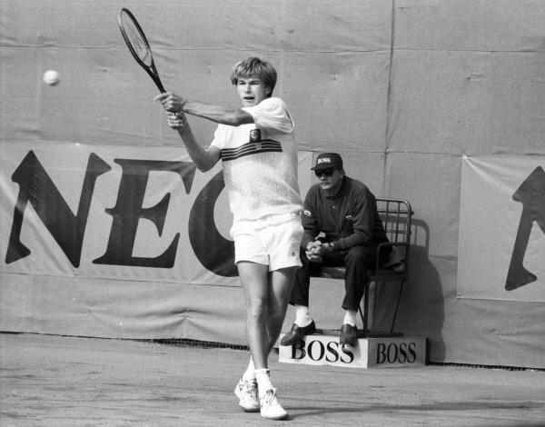 Андрей Чесноков, 1987 г.