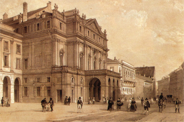 Театр Ла-Скала