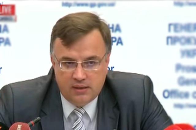 Юрий Севрук.