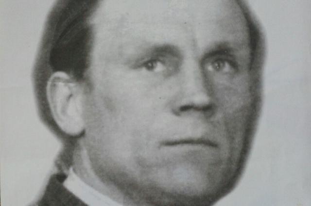 Пётр Хрупов.