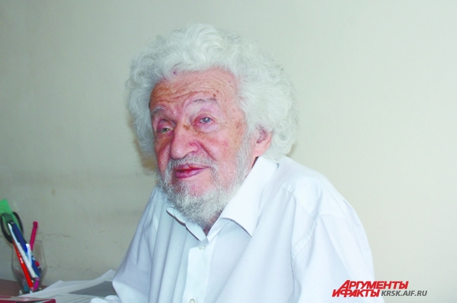 Учёный Рем Хлебопрос
