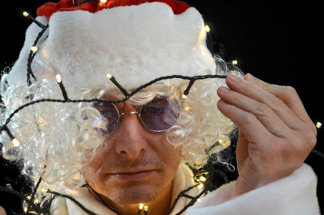Дед Мороз Дед Морозу рознь.