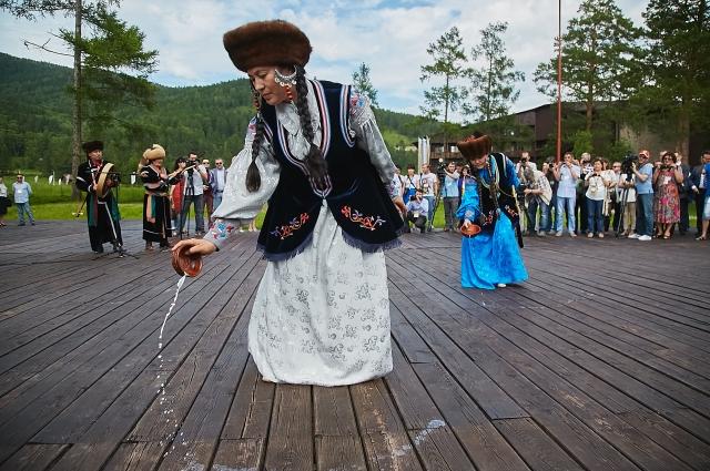 Праздник Тун Пайрам, он же праздник первого айрана.