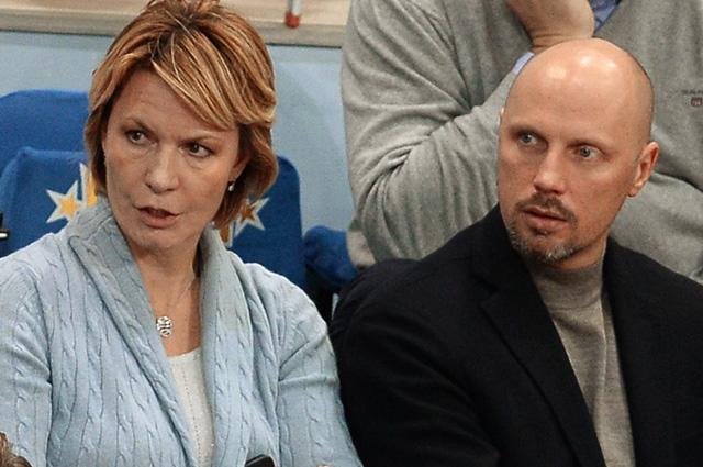 Юлия Аникеева и Дмитрий Домани.