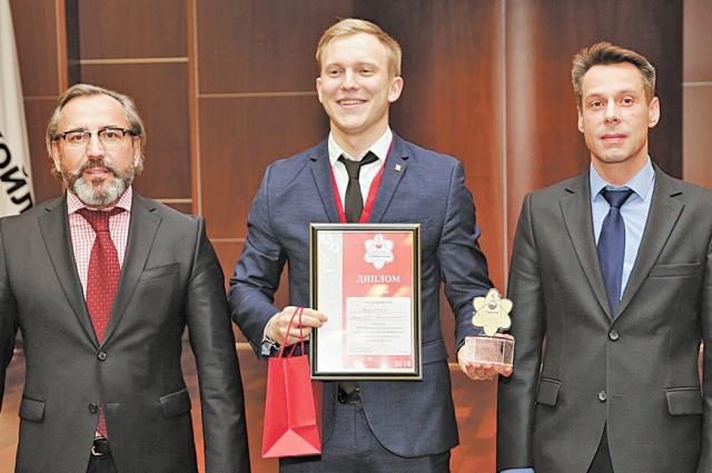 Победителем конкурса стал Вячеслав Парубочий.