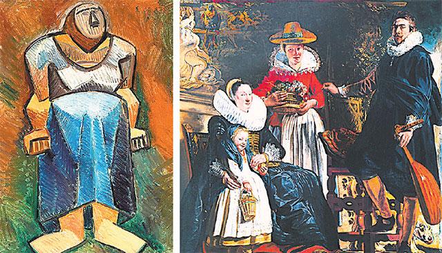 Любители живописи на примере выставок в ГМИИ им. Пушкина смогут сравнить, насколько за века изменились представления опрекрасном.