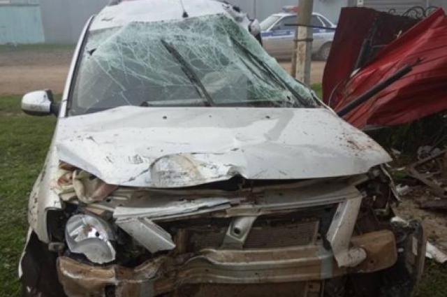 Авария произошла ранним утром 16 августа.