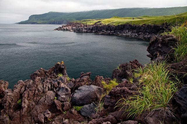 Остров Итуруп.