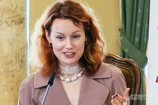 Колесникова Кристина Евгеньевна, директор повнешним коммуникациям ГК«Просвещение».
