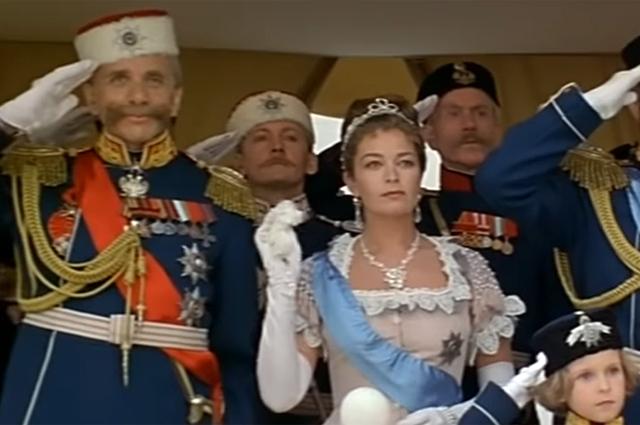 «Сибирский цирюльник», 1998 год.