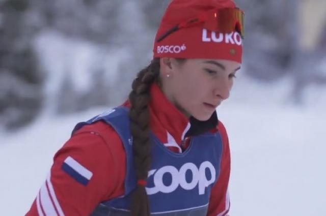 Наталья Непряева.