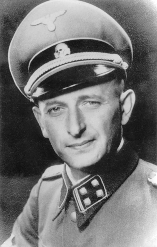 Адольф Эйхман.