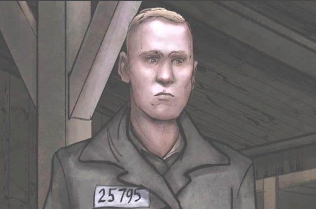 «Сегодня дали мне номер на шею 25795». 23 ноября, 1943 год, Дневник Васи Баранова.