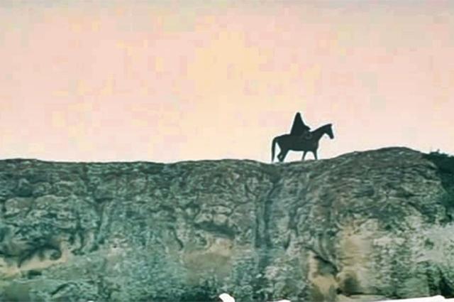 «Всадник без головы», 1972 г.