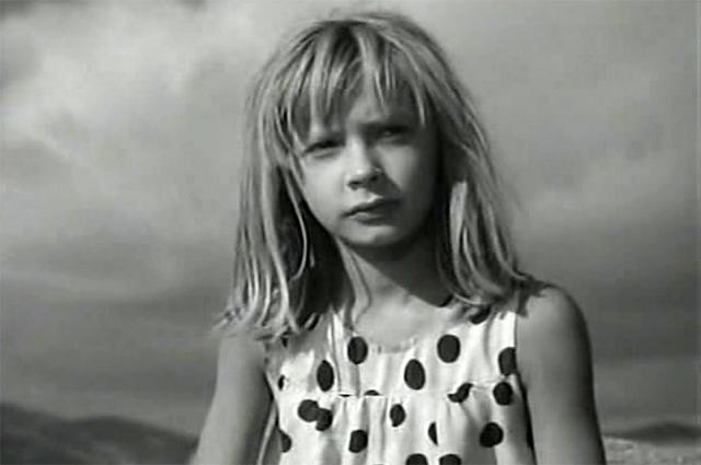 «Девочка иэхо», 1964 год.