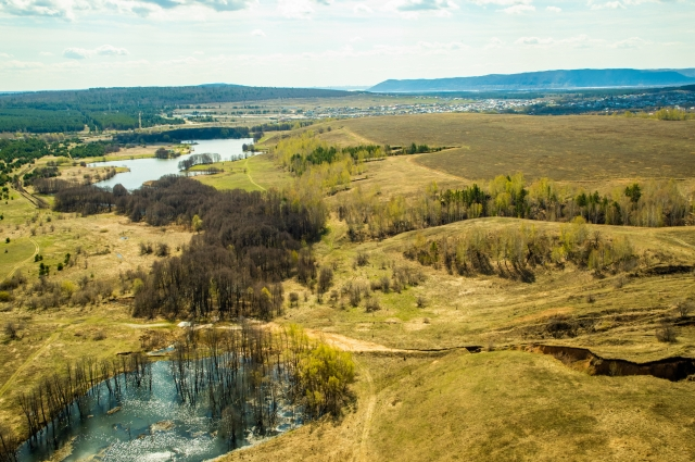 Паводковые воды этой весной в нашем регионе не высоки