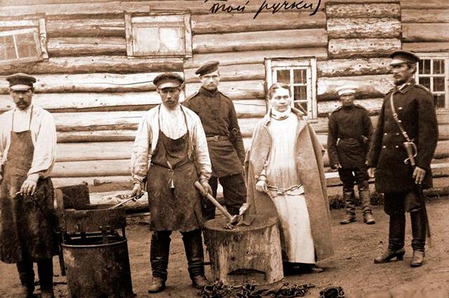 Среди оправданных была и Соня Золотая Ручка (Блювштейн), проходившая в деле под фамилией Соколова