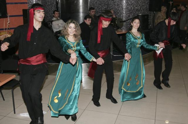 армянский танец
