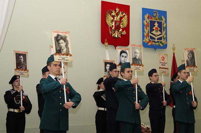«Бессмертный полк» для брянцев не просто акция, а нравственная миссия.