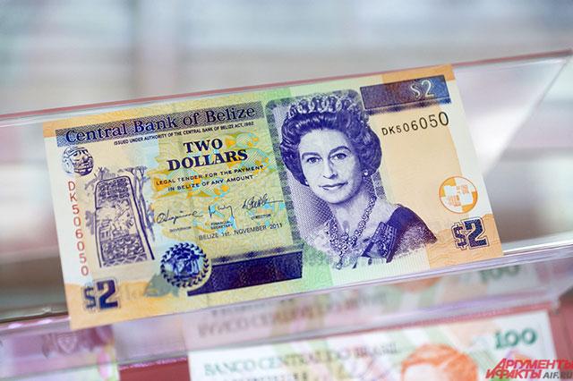 Елизавета II — одна из самых популярных женщин на бумажных банкнотах.
