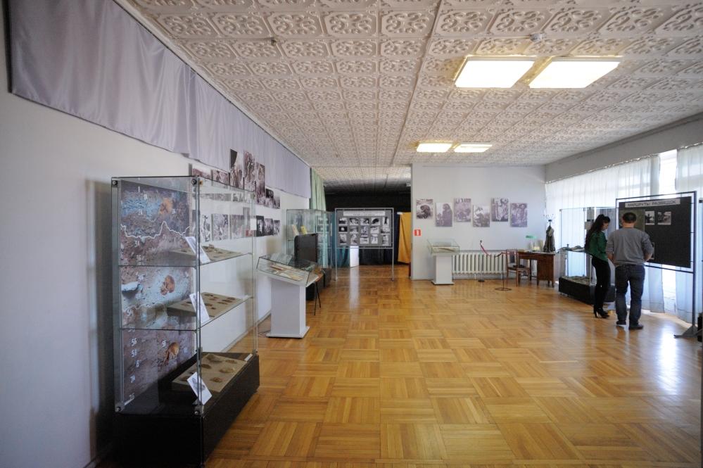 Выставка Пшимафа Аутлева в Национальном музее Адыгеи.